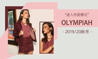 Olympiah - 進入戀愛模式(2019/20秋冬)