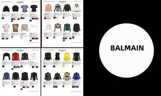 BALMAIN-2020/21秋冬订货会