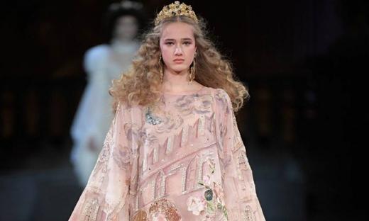 2020秋冬高級定制[Dolce & Gabbana]米蘭時裝發布會