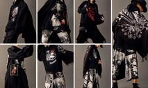 2020春夏高級定制S'yte Yohji Yamamoto × 伊藤潤二聯名系列 Part.2