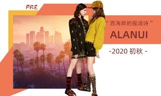 Alanui - 西海岸的搖滾詩(2020初秋預售款)