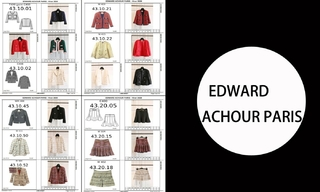 Edward Achour Paris-2020/21秋冬訂貨會(3.11)