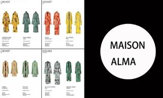 Maison Alma-2020/21秋冬訂貨會(3.13)