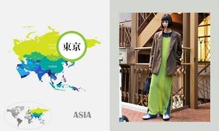 三月日本时尚街拍(上)