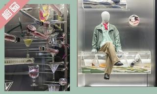 【櫥窗陳列】看了這些最新春夏櫥窗,我被Hermès、Burberry 圈粉了