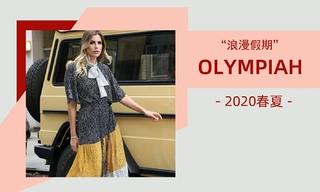Olympiah - 浪漫假期(2020春夏)
