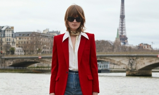 2020初秋[Saint Laurent]巴黎時裝發布會