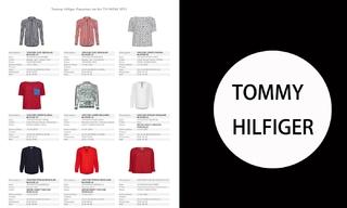 Tommy Hilfiger -2021春夏訂貨會