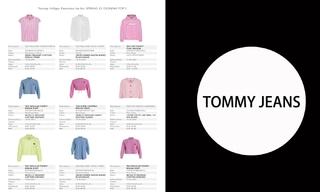 Tommy Jeans-2021春夏訂貨會
