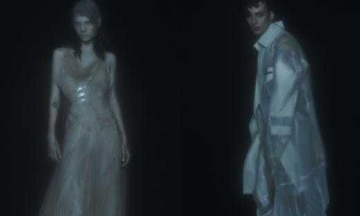 2020秋冬高级定制[Maison Margiela]巴黎时装发布会