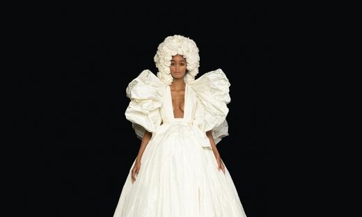 2020秋冬高级定制[Valentino]罗马时装发布会