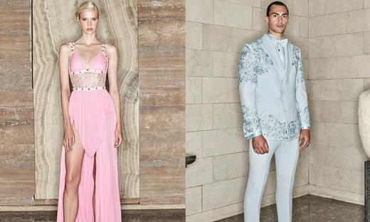 2020秋冬高级定制[Atelier Versace]巴黎时装发布会