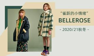 Bellerose - 雀跃的小情绪(2020/21秋冬)