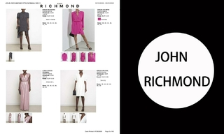 John Richmond- 2021春夏订货会
