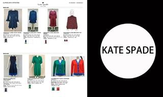 Kate Spade- 2021春夏订货会