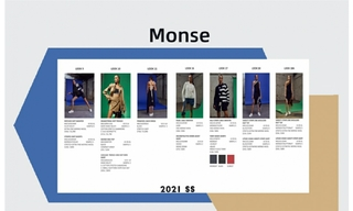 Monse- 2021春夏订货会
