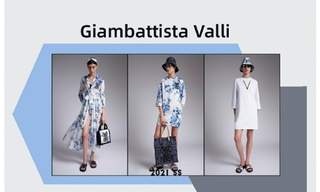 Giambattista Valli2021春夏订货会 - 2021春夏订货会