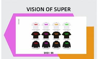 VISION OF SUPER-2021春夏訂貨會