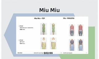 Miu Miu - 2021春夏訂貨會-2