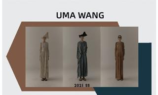 Uma Wang -2021春夏訂貨會