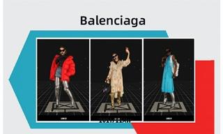Balenciaga- 2021/22秋冬订货会-1