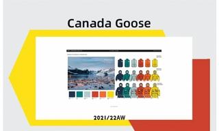 Canada Goose - 2021/22秋冬订货会