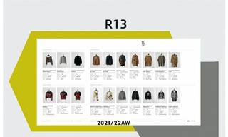 R13 - 2021/22秋冬订货会