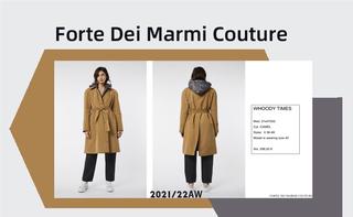 Forte Dei Marmi Couture-2021/22秋冬订货会