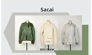 Sacai - 2021/22秋冬订货会