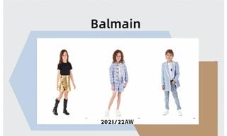 Balmain- 2021/22秋冬订货会-1