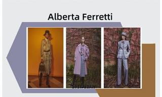 Alberta Ferretti - 2021/22秋冬订货会