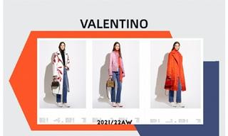 Valentino - 2021/22秋冬订货会-2