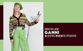 GANNI  - LOVE FOREVER ( 2021/22 秋冬 预售款)