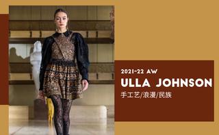 Ulla Johnson - 浪漫的民族情怀(2021/22秋冬 预售款)